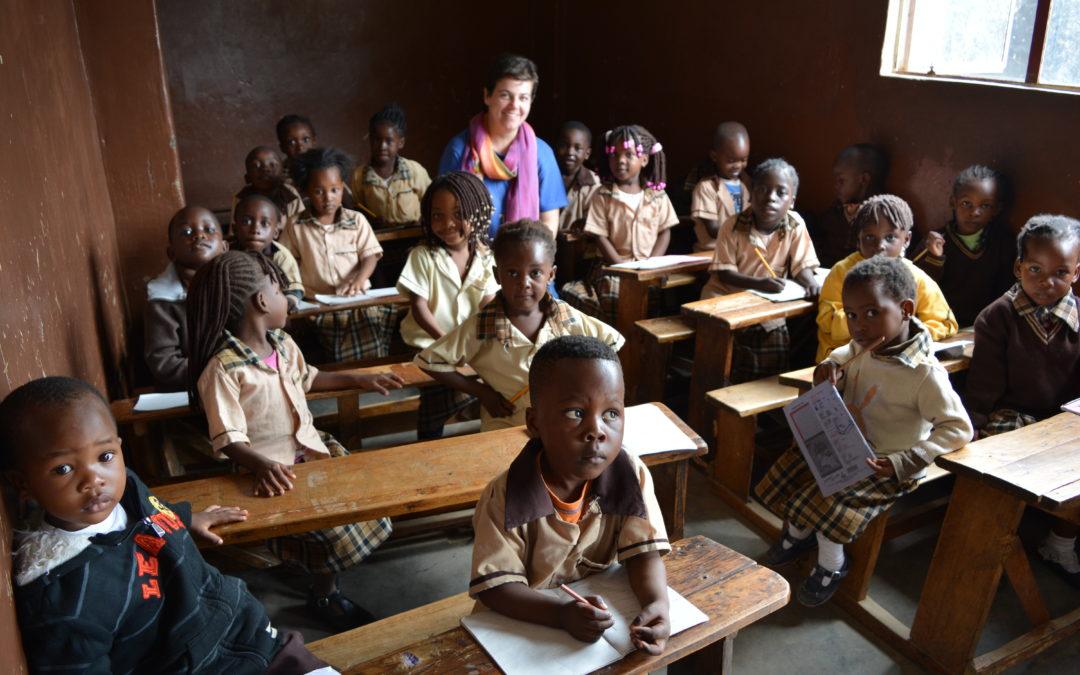 Missione in Zambia
